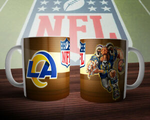 Los Angeles Rams NFL Mug