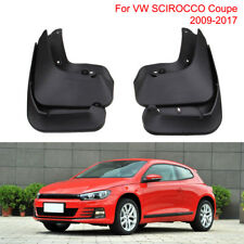Genuine OEM Set Splash Guards Mud Guards Flaps For VW SCIROCCO Coupe 2009-2017