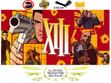 XIII - Classic PC Digital STEAM KEY - Region Free