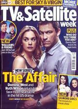 (UK) TV & SATELLITE - November 2016 THE AFFAIR RUTH WILSON FIONA SHAW DICAPRIO