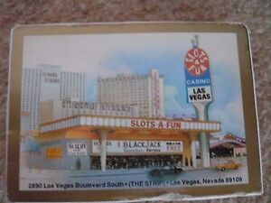Playing Cards - Las Vegas Themed Playing Cards