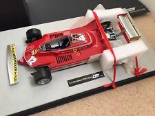 GP REPLICA'S GP12-01B FERRARI 312 T4 F1 model car Gilles Villeneuve 1979 1:12th