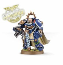GW Warhammer 40k 2014 Web Store Limited Edition Space Marines Captain 1 of 2