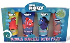 Disney Finding Dory Bubble Buddies Bath Pack Kids Gift Set