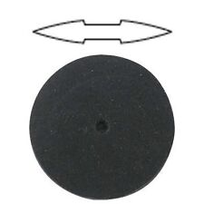 Coarse Silicone Rubber Wheel knife edge (PACK OF 5) for Polishing jewellery Pend