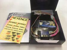 Keyence Rapida Brushed ESC No Motor Limit *Vintage*. Part#Rapida BL (Black Case)