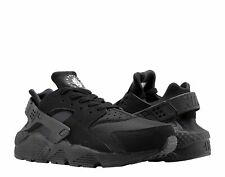 sports shoes 62c1e 65ef5 Nike Air Huarache Black Black-White Men s Running Shoes 318429-003