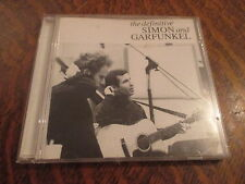 cd album the definitive simon and garfunkel wednesday morning, 3.am