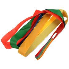 1M Dance Ribbon Gym Rhythmic Art Gymnastic Ballet Streamer Twirling Rod Popular