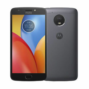 Motorola Moto E4 Plus XT1776 Gray 16GB (Sprint) 4G LTE Android Smartphone