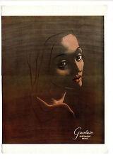 Annonce originale des années 1940 pour Guerlain ~ 27x37 cm ~ FRFN140