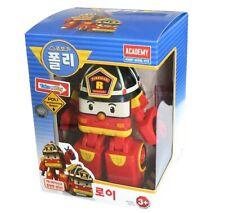 Academy Korea 3D Animation Cartoon Robocar Poli ROY Transforming Fire Truck Toy