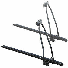 2x Universal Car Roof Mounted Bicycle Carrier Upright Bike Rack Cycle Locking