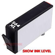 1pk 564XL Black Ink for HP Photosmart B209a B210a B8500 B8550 B8553 B8558