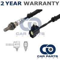FOR MAZDA 323 MK6 1.5 1998-01 4 WIRE FRONT LAMBDA OXYGEN SENSOR O2 EXHAUST PROBE