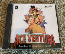 ACE VENTURA 7TH LEVEL PC GAME Windows CD