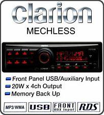 Autoradio e frontalini da auto Radio Clarion