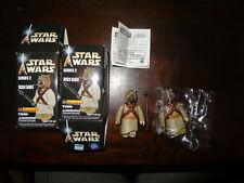 Medicom Star Wars KUBRICK TUSKEN RAIDER sandpeople LOT U.S. seller lego