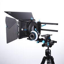 Fotga DP500 IIS A/B Stop DSLR Follow Focus + DP3000 M3 Matte Box + 15mm Rod Rail
