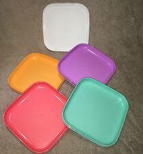Tupperware -Picknick-Teller- 4 Stück mit Deckel