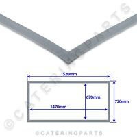IARP DOOR GASKET SEAL 1520mm x 720mm MAGNETIC FRIDGE REFRIGERATION 0313233