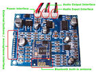 Bluetooth 4.0 Audio Receiver Board Wireless Stereo Sound Module for Car Phone PC