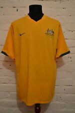 Australia National Team Football Home Shirt 2006/2008 Soccer Jersey Nike Xl