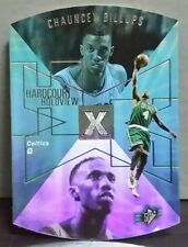 Chauncey Billups card Hardcourt Holoview 97-98 SPx #HH16