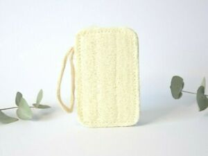 Natural Loofah Cleaning Scrubber Sponge Plastic Free Biodegradable Zero Waste
