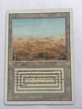 Scrubland MTG, Revised Edition 1994 (3ED) - Played