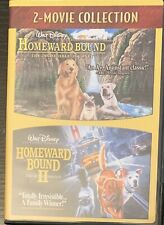Homeward Bound - The Incredible Journey / Homeward Bound II DVD Disney