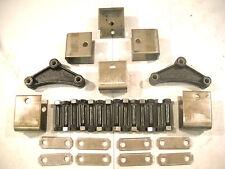 Tandem Axle Spring Hanger Kit Leaf Suspension Short Equalizer 3500 - 7000 EQ-104