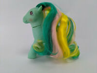 Braided Beauty - Brush 'n Grow Ponies Year 6 - G1 1985 Vintage My Little Pony