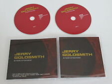 JERRY GOLDSMITH/40 YEARS OF FILM MUSIC(SILVA SCREEN SILCD1183) 2XCD ALBUM