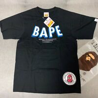 A BATHING APE x MARVEL SPIDER-MAN TEE M Black Extremely Rare Deadstock 2012 BAPE