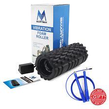 Electric Vibrating Yoga Foam Roller For Feet/Leg /Ankle/Hamstring/Glutes