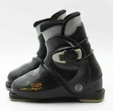Rossignol R18 Youth Ski Boots - Size 11.5 / Mondo 17.5 Used