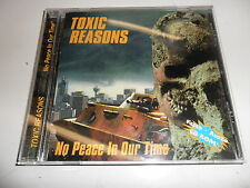 CD Toxic Reasons-no Peace in Our Time