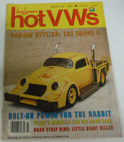 Dune Buggies And Hot VWs Magazine Can-Am Styling July 1981 080714R