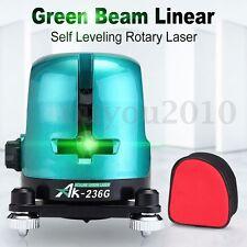Green Laser Line Self Level Rotary Laser Self-Leveling Horizontal Vertical Cross