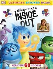 Ultimate Sticker Book: Disney Pixar Inside Out Ultimate Sticker Books