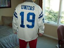 MITCHELL & NESS  JOHNNY UNITAS 1970 Throwback Jersey Baltimore Colts Size 54 ***