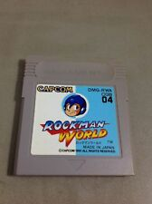 S71 ROCKMAN WORLD 1 Megaman WORLD 1 Gameboy Nintendo Japan