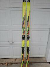 Nice VOLKL RENNTIGER 190cm Skis with MARKER M41 Twincam Bindings