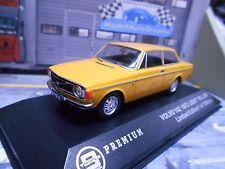 VOLVO 142 2-Türer 1973 gelb yellow IXO Triple 9 S-Pr 1:43