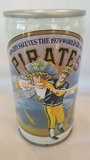 Iron City Pittsburg Pirates 1979 World Champions Beer Can with tab