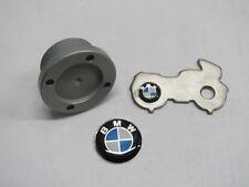 Enchufe de llenador de aceite BMW K75 K100 K1100 LT RS K1200 GT aceite tapa