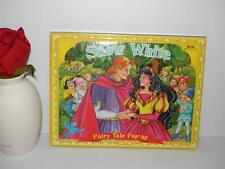 SNOW WHITE _ FAIRY TALE POP-UP Book _ Brand New! _ Great Gift!