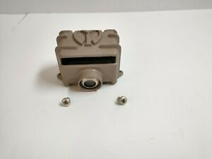 Vintage Mansfield Action Editor 8mm P-950 Light Bulb Cover Part