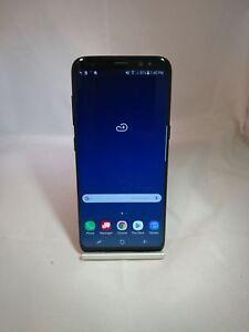 Samsung Galaxy S8 64GB Midnight Black Verizon Unlocked Good Condition